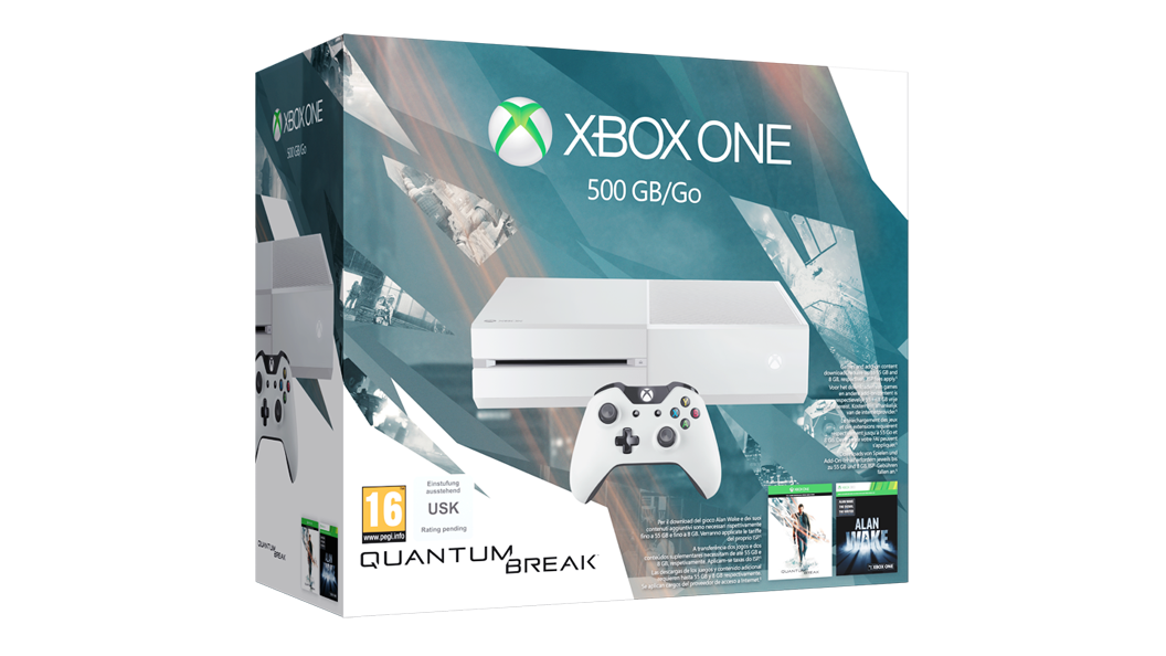Special Edition Quantum Break Bundle boxshot