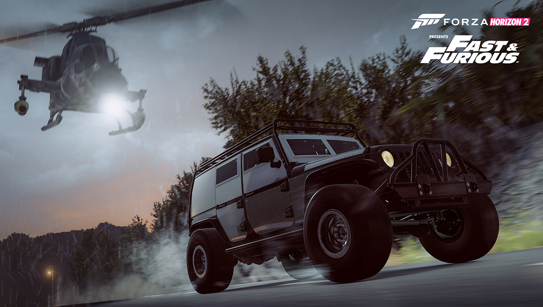 forza horizon 2 fast and furious pc free download