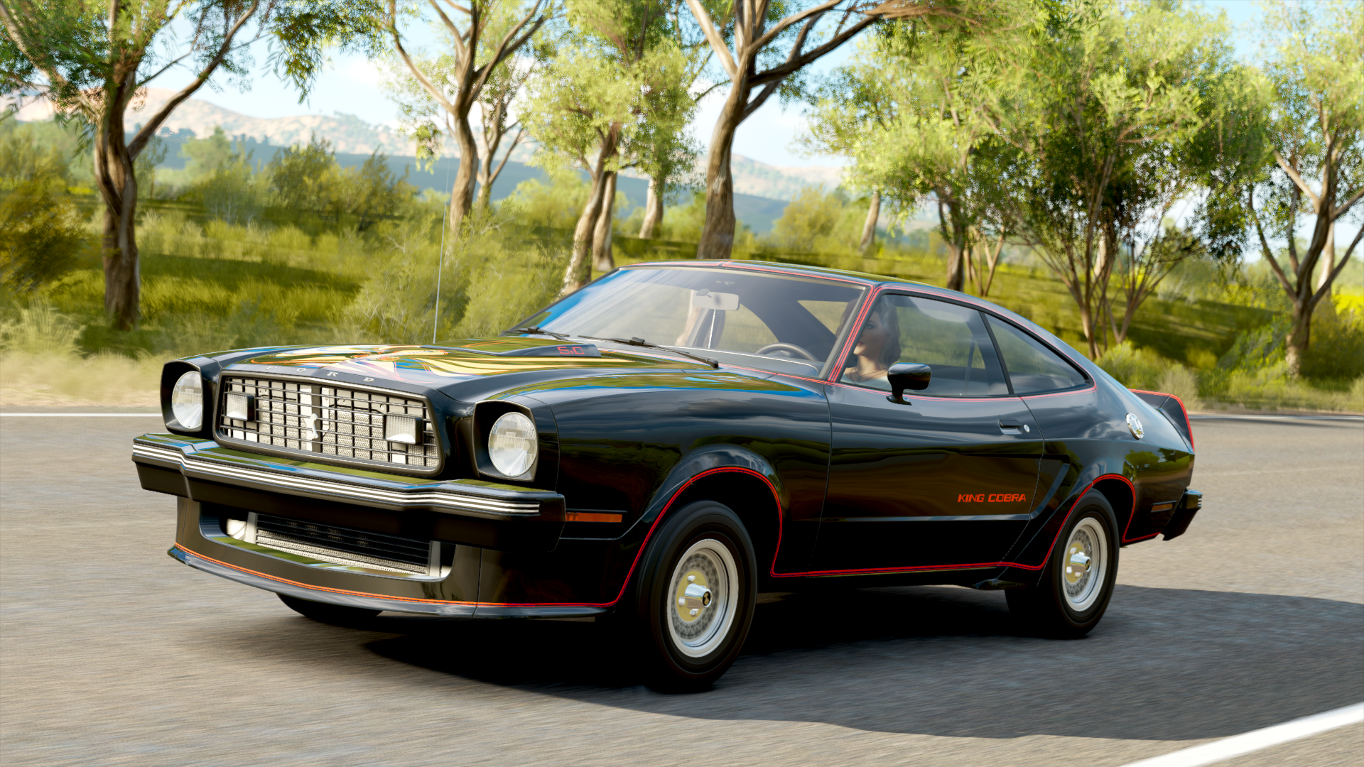 Forza Horizon 3 Cars Turn Signal Description And Operation 64 73 Mustang 1978 Ford Ii King Cobra