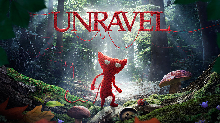 Unravel | EA Access | Xbox One