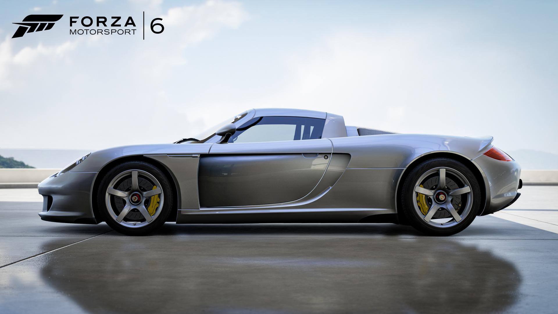 Porsche expansion pack forza 6