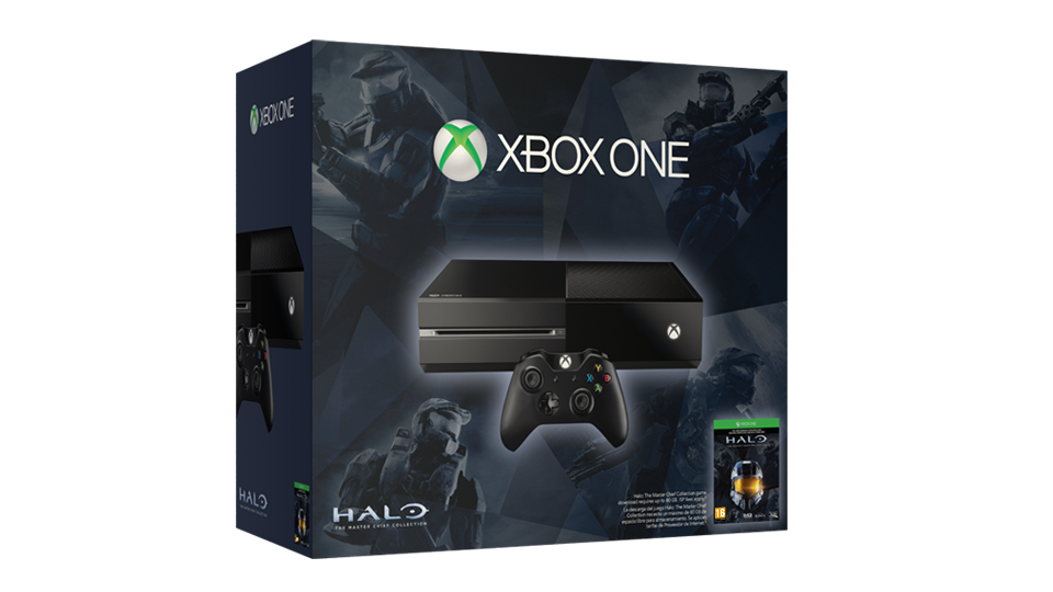 Halo: The Master Chief Collection Bundle