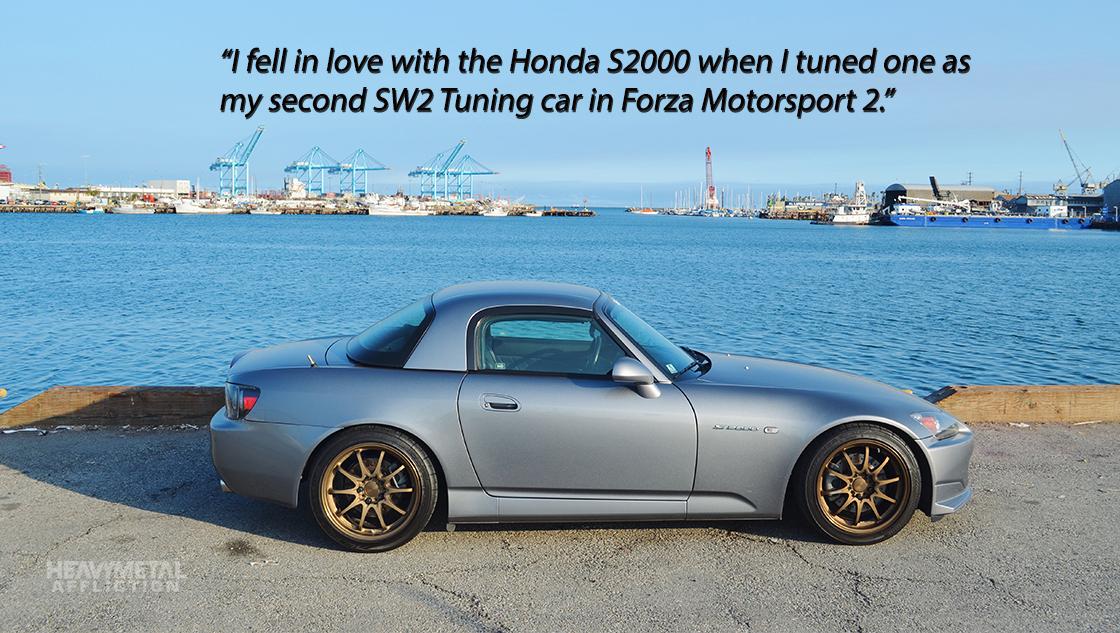 Forza Motorsport - Heavy Metal Affliction - 2009 Honda ...