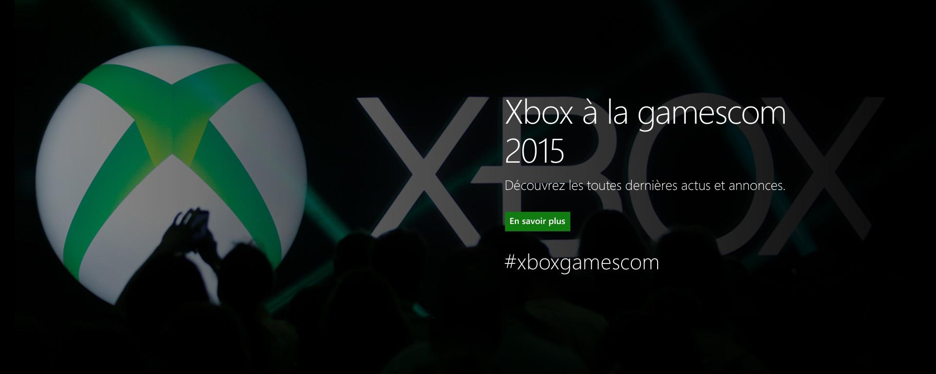 gamescom 2015 | Xbox