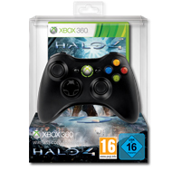 Xbox 360 Halo 4 + Wirless Controller Paket