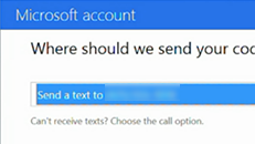 Agregar información de seguridad a su cuenta Microsoft