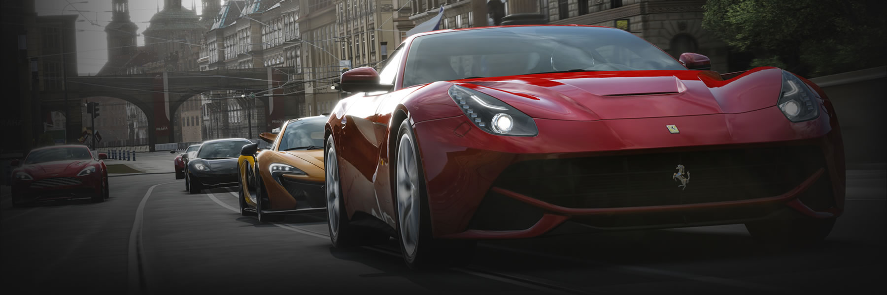 Forza Motorsport 5 uses cloud technology to improve in-game AI