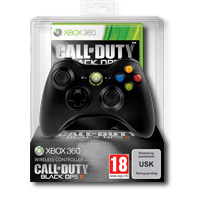 Xbox 360 Call of Duty: Black Ops II + Wireless Controller Paket