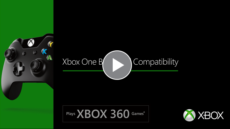 Video: Playing Xbox 360 games on Xbox One