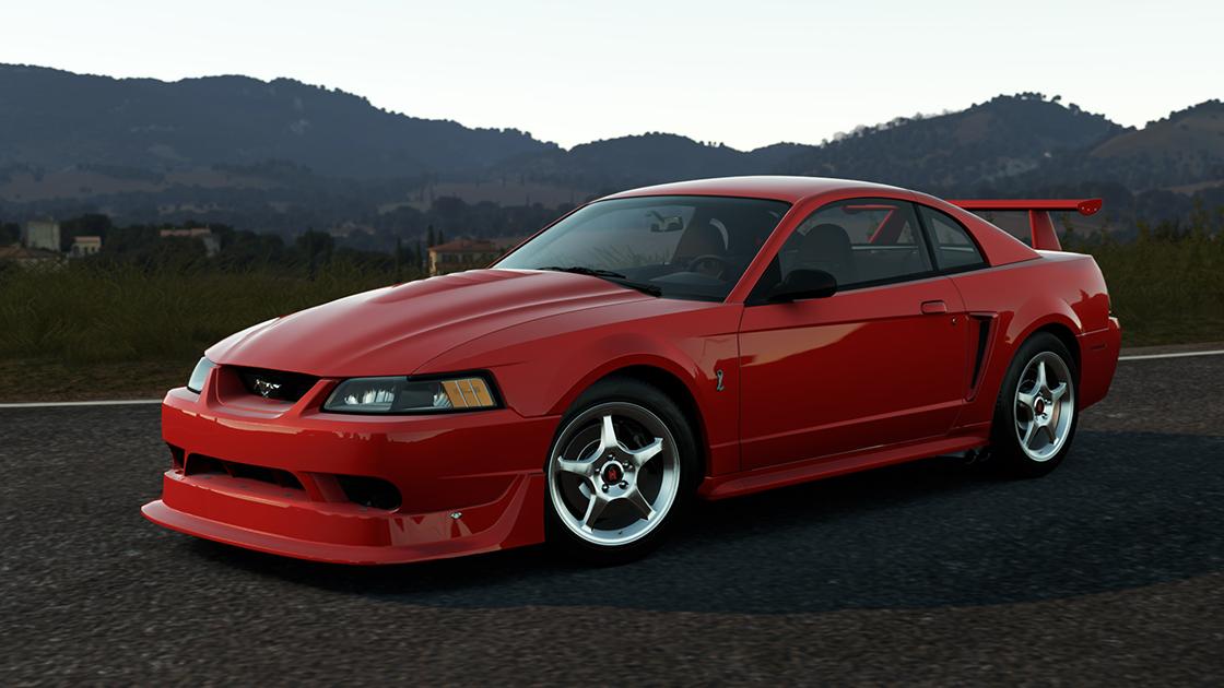 2000 Ford SVT Cobra R & Forza Horizon 2 - Cars markmcfarlin.com