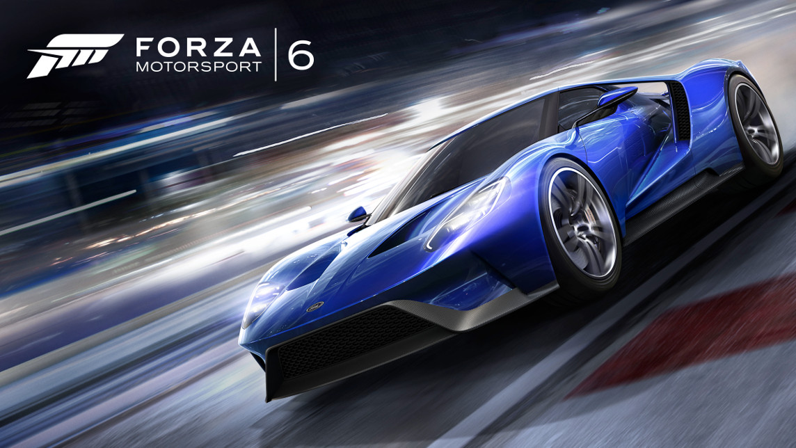 Forza Motorsport - Forza Motorsport 6 Free with Gold this weekend!
