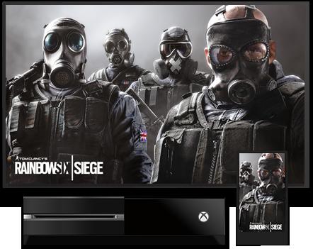 Rainbow 6 Siege CLE wallpaper screen