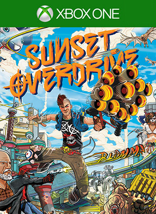 Sunset Overdrive Day One Standard Edition