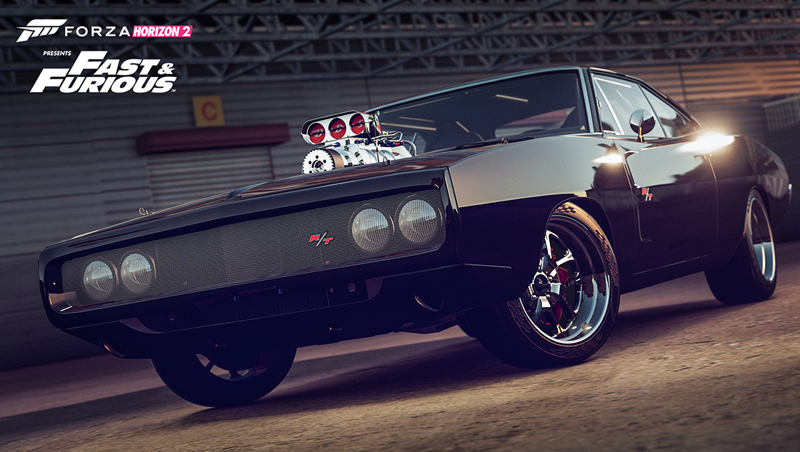 The Cars of Forza Horizon 2 Presents Fast and Furious