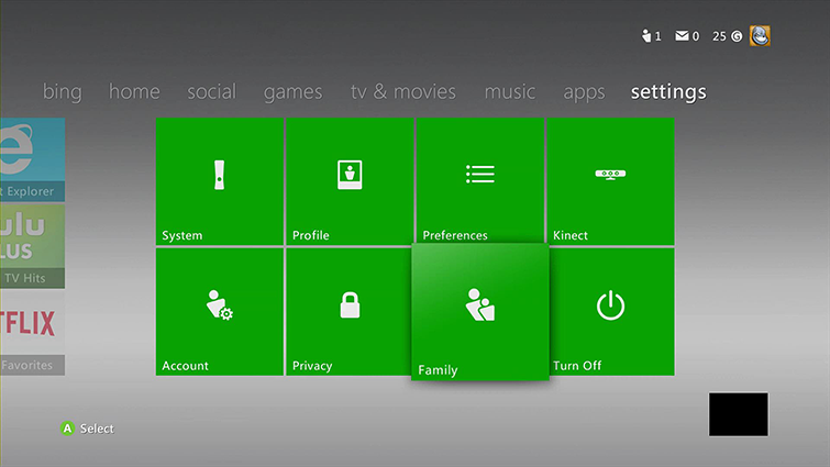how to put internet on xbox 360