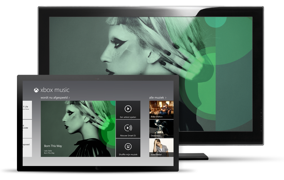 Xbox Music