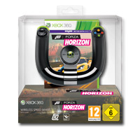 Forza Horizon + Wireless Speed Wheel -paketti
