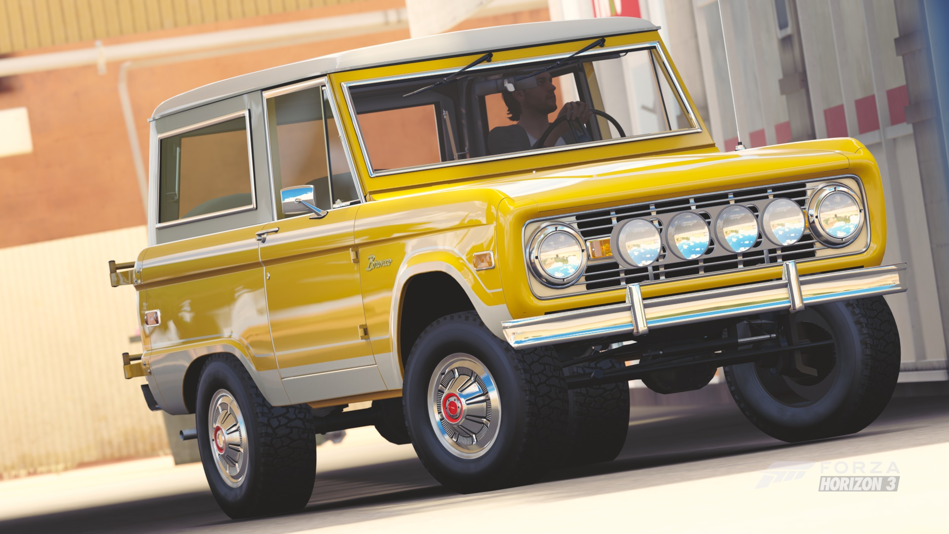 Forza Horizon 3 Cars 1969 Ford Bronco Ranger Xlt 1975 Photo By I R Will77
