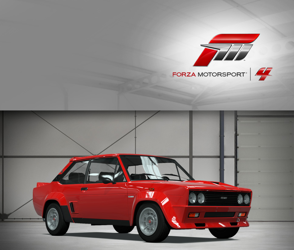 Forza Motorsport 4 Cars