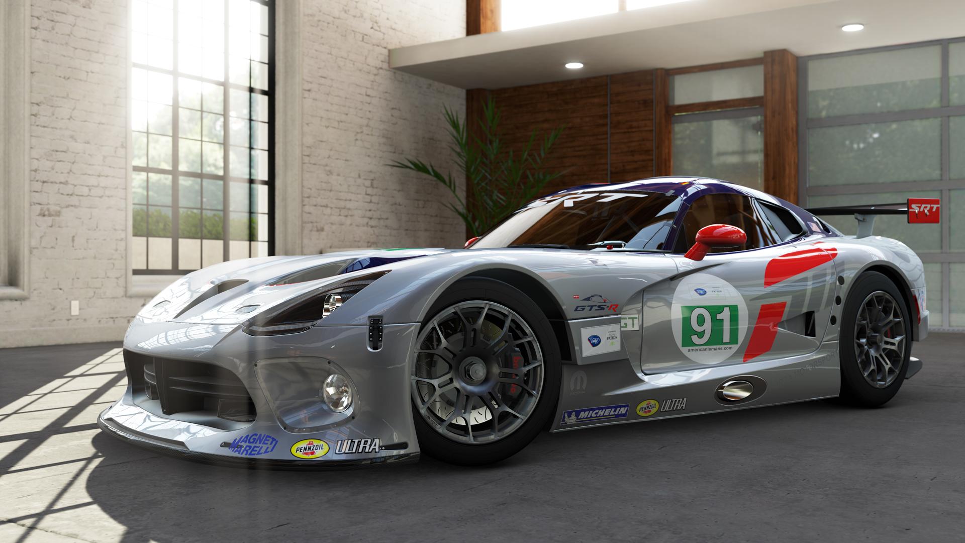 2017 Viper 91 Srt Motorsport Gts R