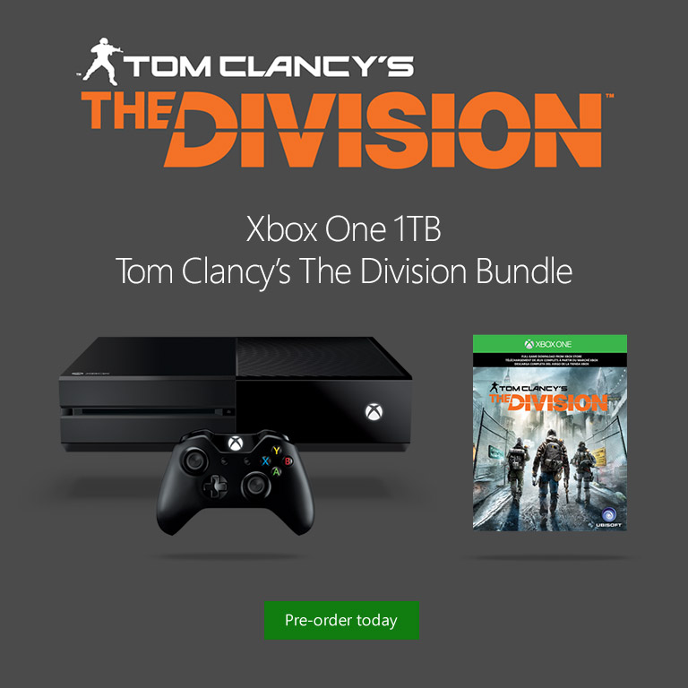 The Division Bundle