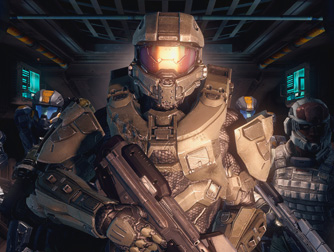 GET THE CASTLE MAP PACK FOR HALO 4 - PLAY THREE NEW MAPS: DAYBREAK, OUTCAST AND PERDITION
