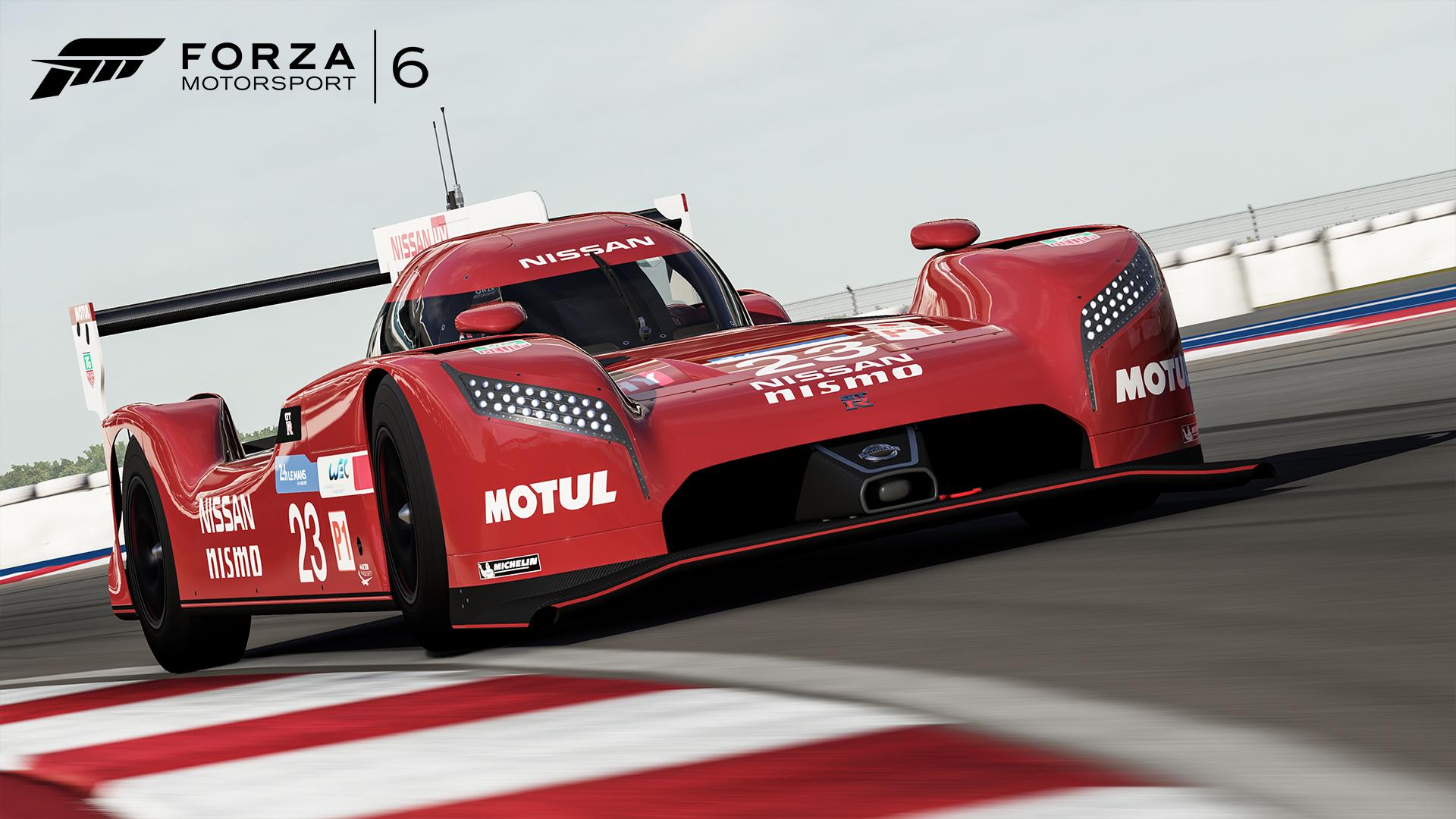 Forza Motorsport Forza Motorsport 6 November Content Update