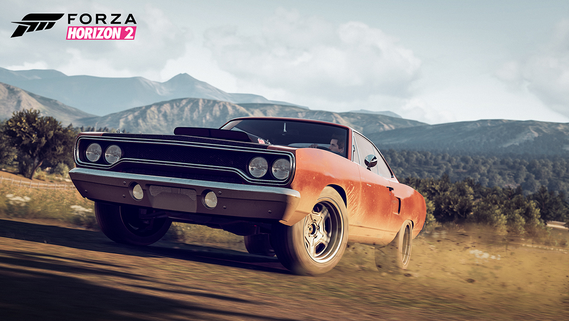 NFH2 April Fast And Furious Car Pack 70 Road Runner