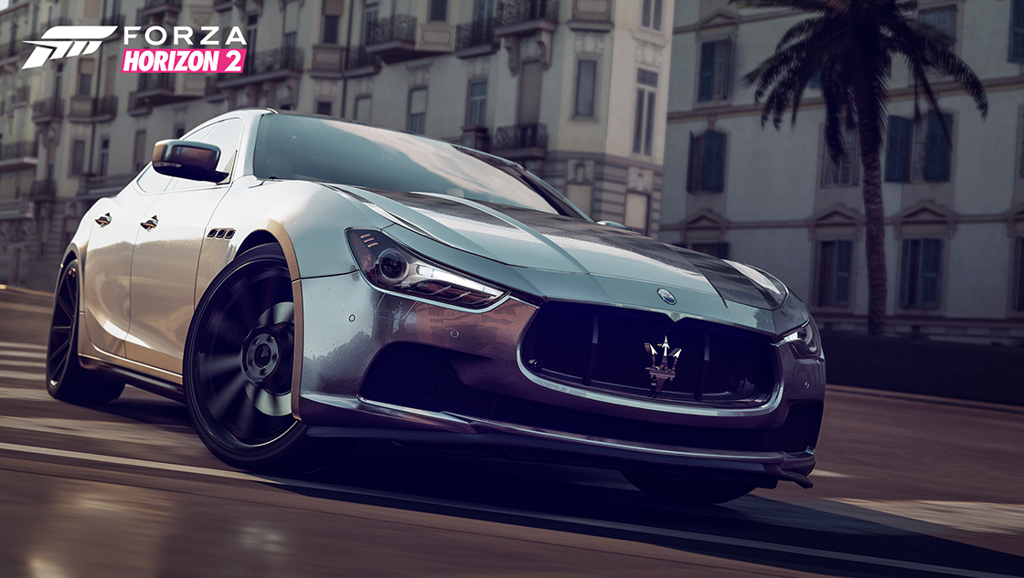 Maserati in fast and furious 7