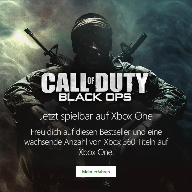 Call of Duty: Black Ops | Backwards Compatibility | Xbox One