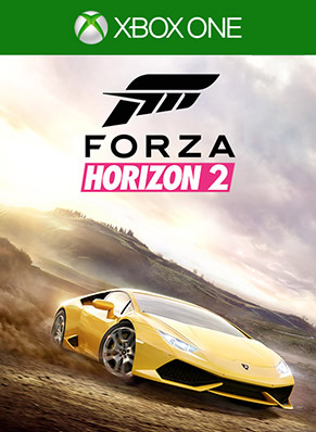 Forza Horizon 2 Digital Edition Box Shot