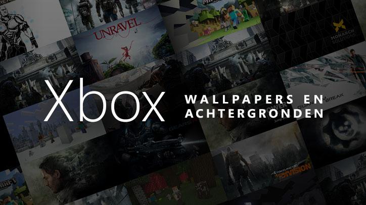 Gratis Xbox-wallpapers en -achtergronden