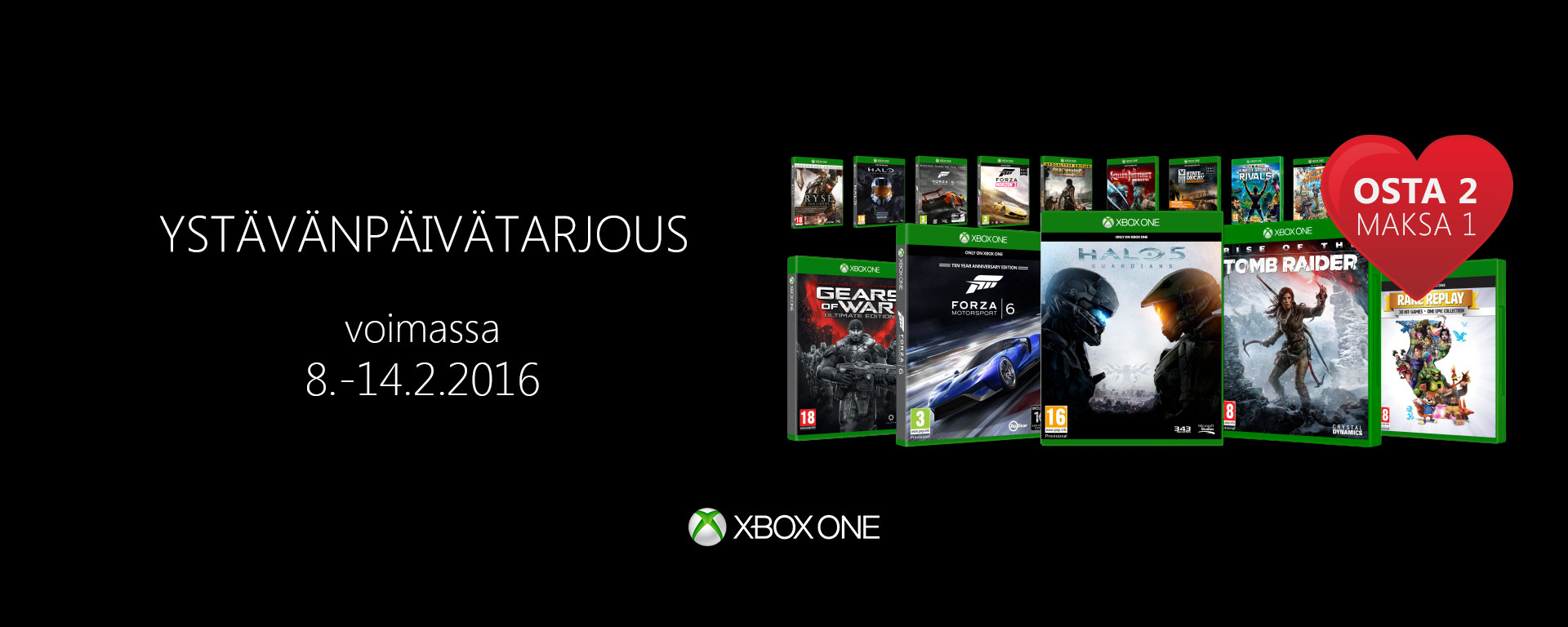 ystavanpaiva | Xbox One