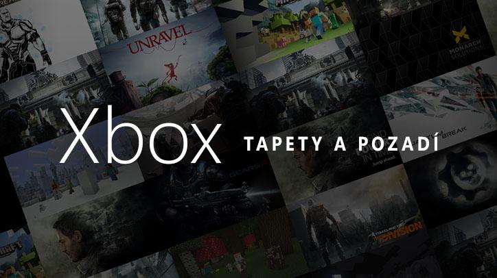 Bezplatné tapety a pozadí pro Xbox