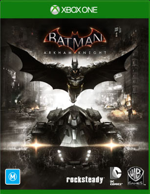 Batman: Arkham Knight on Xbox One box shot