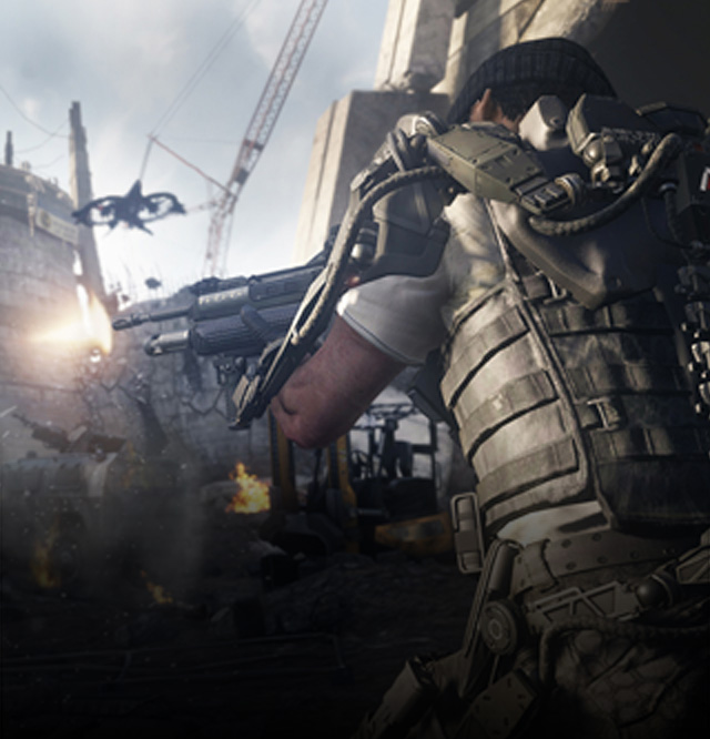 Call of Duty: Advanced Warfare—An Advanced World