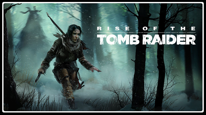 Rise of the Tomb Raider | DLC Baba Yaga | Xbox One