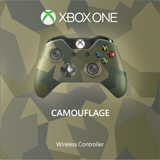 Langattoman Xbox One Special Edition Armed Forces -ohjaimen pakkaus