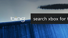 Use Bing search to find content