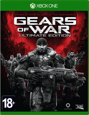 Gears of War Ultimate box shot