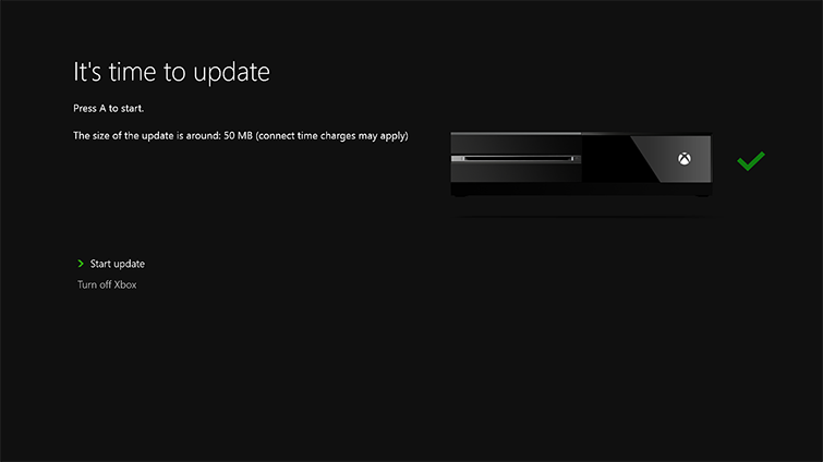 Xbox con nueva Update para usuarios Preview