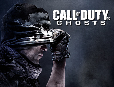 Call of Duty: Ghosts - Disponível sob demanda