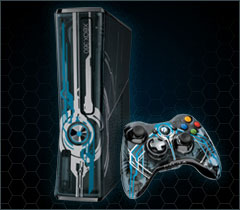 The Limited Edition Halo 4 Console