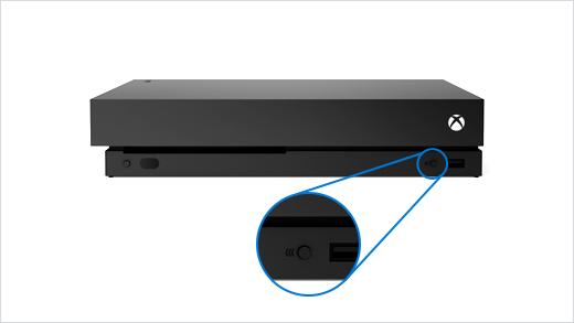 Bind button on Xbox One X