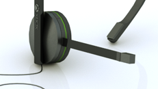 Utilizzare l'Headset per chat con Xbox One