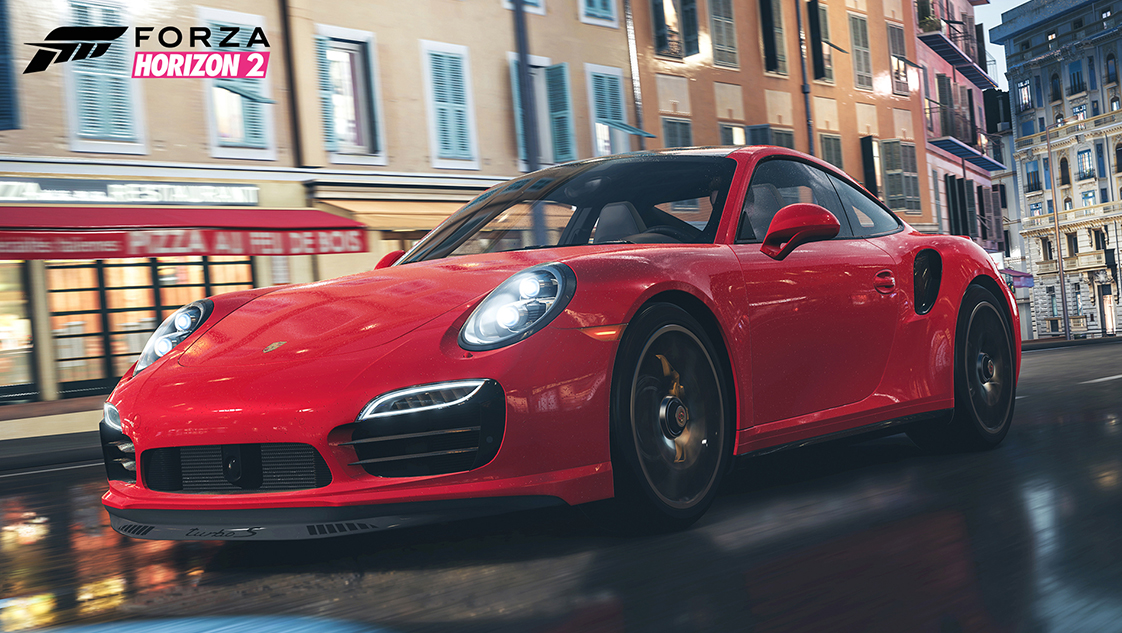 forza motorsport forza horizon 2 porsche expansion. Black Bedroom Furniture Sets. Home Design Ideas