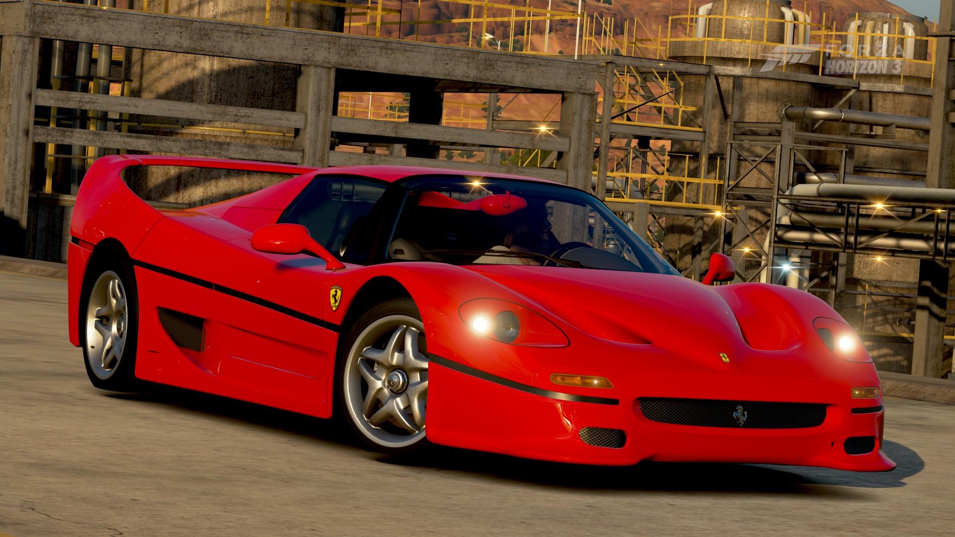 Forza horizon 3 cars 1995 ferrari f50 photo by badriver vanachro Choice Image