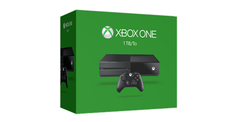 Console Xbox One 1 To