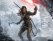 Rise of the Tomb Raider  - Out Now