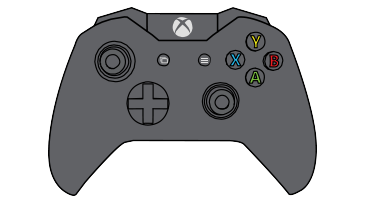 Standard Xbox One Wireless Controller